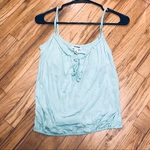 Sky blue Old Navy tank top!